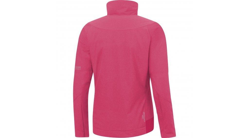 GORE Bike Wear Power Trail Lady Gore ® Windstopper ® jacket ladies size 40 jazzy pink