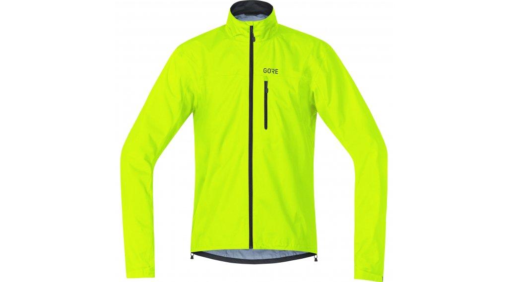 Gore C3 Gore-Tex Active jacket men size M neon yellow