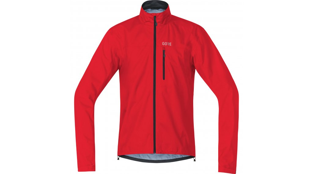 Gore C3 Gore-Tex Active jacket men size M red