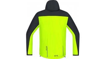 GORE C3 Gore-Tex Paclite Kapuzenjacke Herren Gr. M neon yellow/black