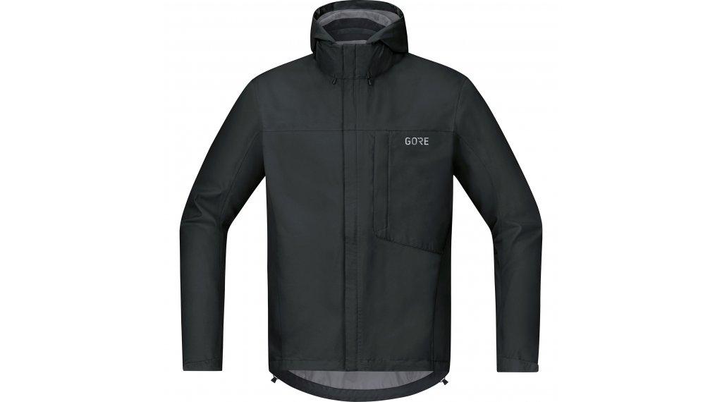 GORE C3 Gore-Tex Paclite 连帽外套 男士 型号 S black