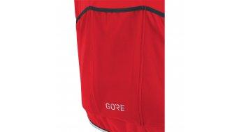 GORE C3 Windstopper Phantom Zip-Off Jacke Herren Gr. S red/black