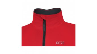 GORE Wear C5 GORE-TEX Active Jacke Herren Gr. M red/black