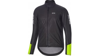 Gore C5 Gore-TEX SHAKEDRY 1985 isolierte Viz jacket men black/neon yellow