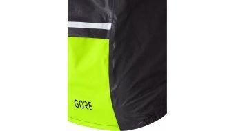 GORE C5 Gore-Tex Shakedry 1985 Viz isolierte Jacke Herren Gr. M black/neon yellow
