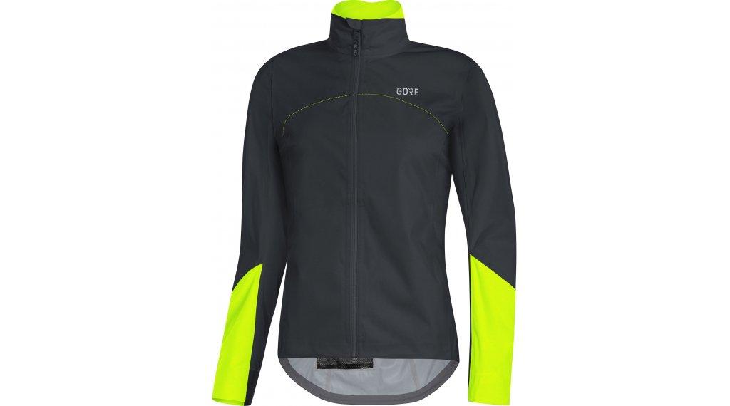 Gore Wear C5 GORE-TEX Active giacca da donna mis. XXS (34) nero/neon giallo