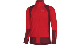 Gore C5 Partial Windstopper isolierte jacket men