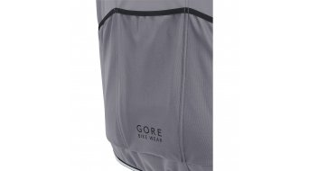 Gore Bike Wear Phantom Plus Gore ® Windstopper® Zip-Off pánská bunda velikost S asteroid grey/black