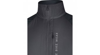Gore Bike Wear Power Trail Gore ® Windstopper® Insulated Partial pánská bunda velikost S raven brown/black