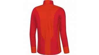 Gore Bike Wear Power Trail Gore ® Windstopper® Insulated Partial pánská bunda velikost S red/orange.com