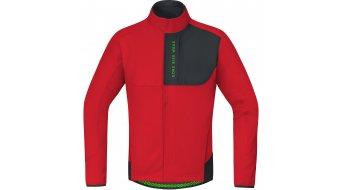 GORE Bike Wear Power Trail Windstopper® Soft Shell Thermo Jacke Herren