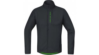 GORE BIKE WEAR Power Trail WINDSTOPPER® Soft Shell Thermo giacca uomini .