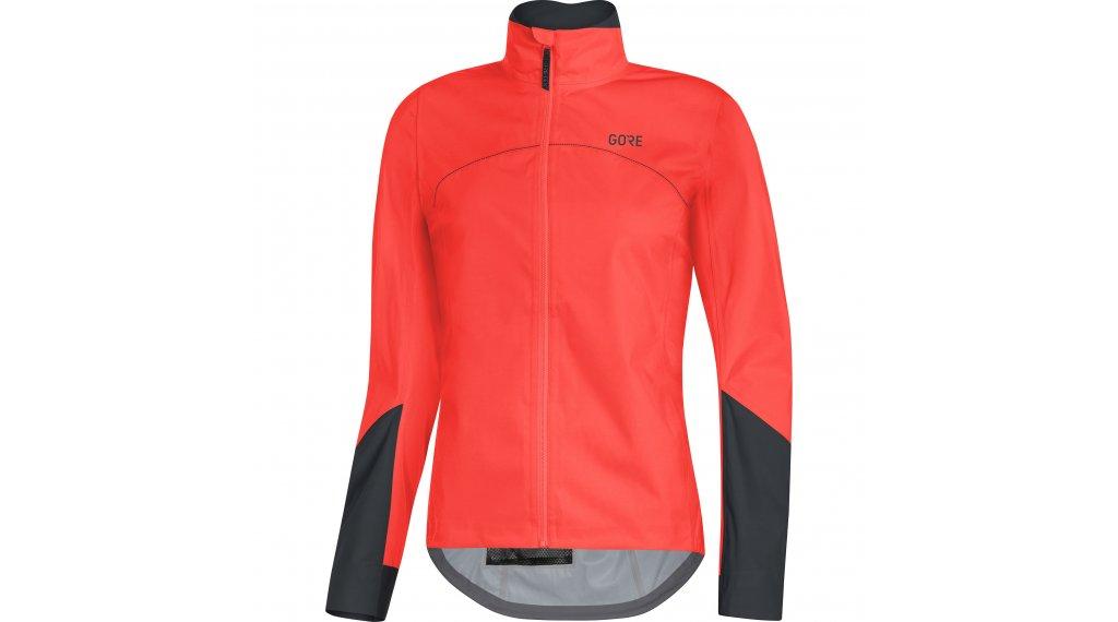 GORE Wear C5 GORE-TEX Active 夹克 女士 型号 XS (36) lumi 橙色/black
