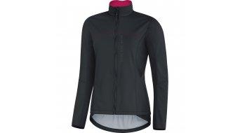 GORE Bike Wear Power Lady Gore® Windstopper® Softshell Jacke Damen black/jazzy pink