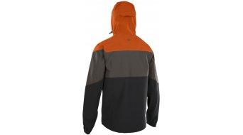 ION Shelter Softshell Jacke Herren Gr. S (48) riot orange