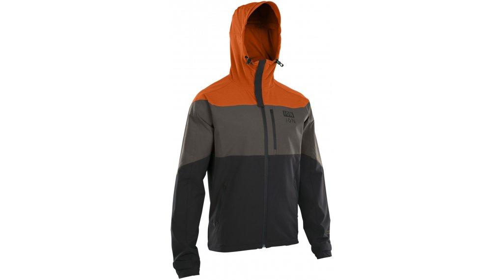 Softshell Orange Shelter GrS48Riot Jacke Ion Herren 80XPwONnk