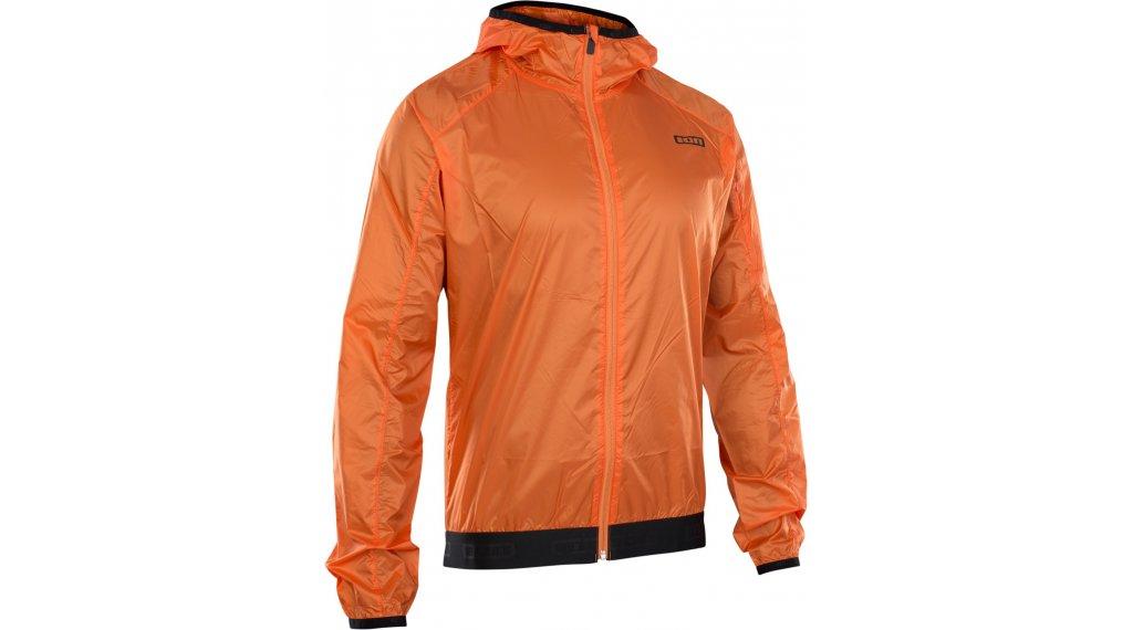 ION Shelter Windbreaker Jacke Herren Gr. XXS (44) riot orange