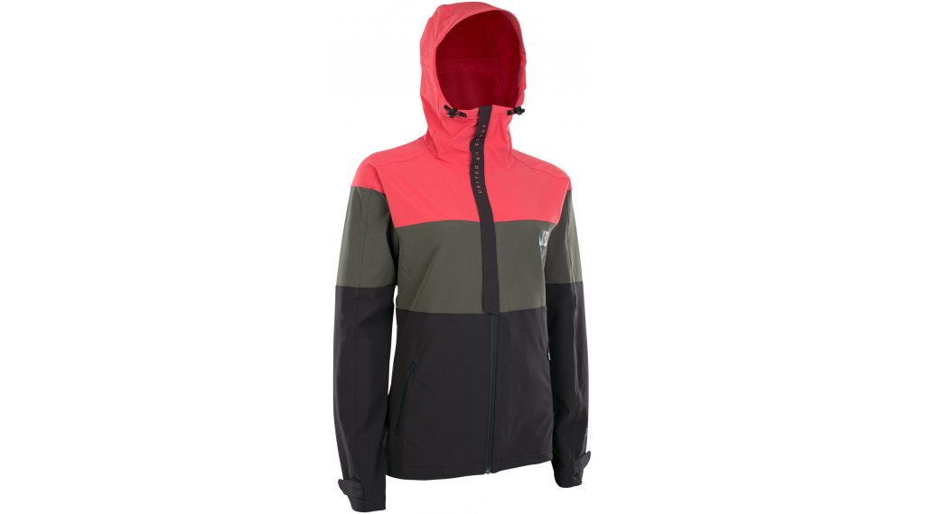ION Shelter Softshell 夹克 女士 型号 XS (34) 粉色 isback