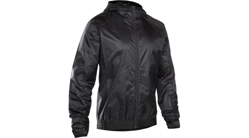 ION Shelter Windbreaker Jacke Herren Gr. XXS (44) black