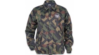 Loose Riders Cult of Shred Camo Jacke green/black