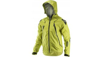 Leatt DBX 5.0 All-Mountain Regenjacke Gr. S lime Mod. 2018