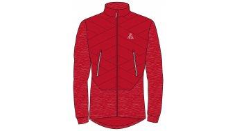 Maloja AmosM. Nordic Hybrid jacket men size M red poppy- SAMPLE