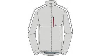 Maloja BrentanM. Nordic jacket men size M haze- SAMPLE