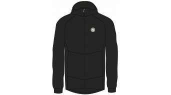 Maloja GeremiasM. Hooded Fleece Jacke Herren moonless
