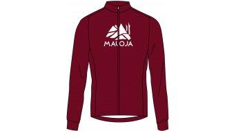 Maloja SanetschM. Multi 1/1 Jacket 男士 型号 S red monk