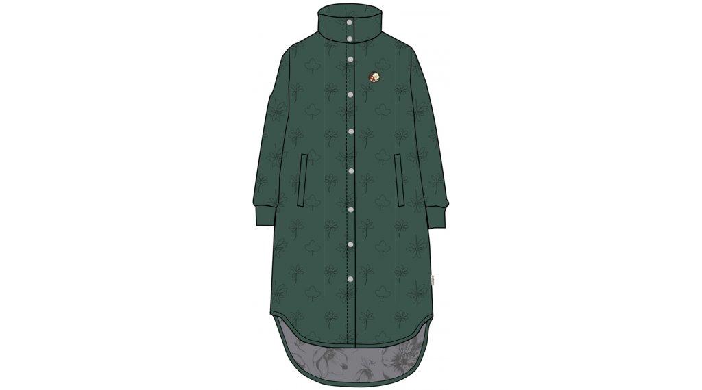 Damen Sample RabgiusamPrimaloft Mantel Maloja Forest GrM Glade Coat bg6yfY7