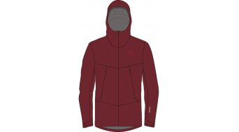 Maloja SakeM. Jacke Herren Gr. M red monk - SAMPLE