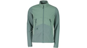 Maloja FalunM. Hybrid jacket men size M dark mint- Sample