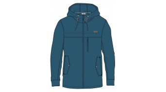 Maloja SimsonM. Fashion jacket Woll jacket men size M blueberry- Sample