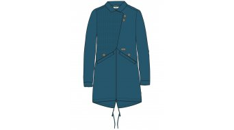 Maloja ZernezM. Fashion coat ladies- coat size M blueberry- Sample