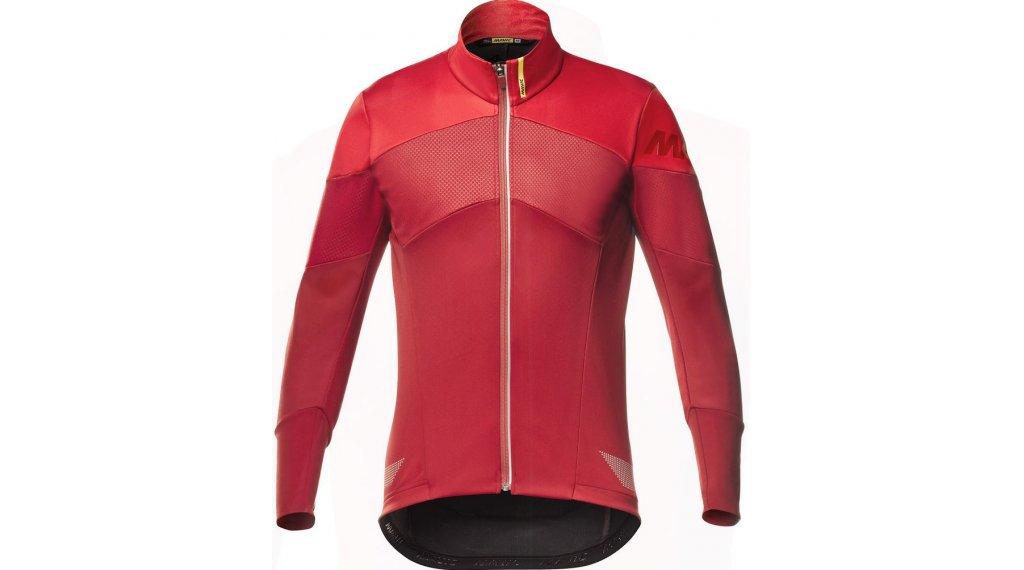 Mavic Cosmic Thermo Jacket 男士 型号 XL red dahlia