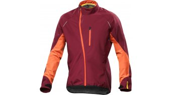 Mavic Ksyrium Pro H2O jacket men- jacket red/george orange-x