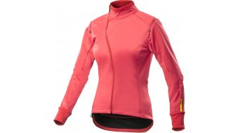 Mavic Aksium Convertible jacket ladies- jacket papaya