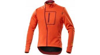 Mavic Ksyrium Elite Convertible kabát férfi-kabát george narancs-x