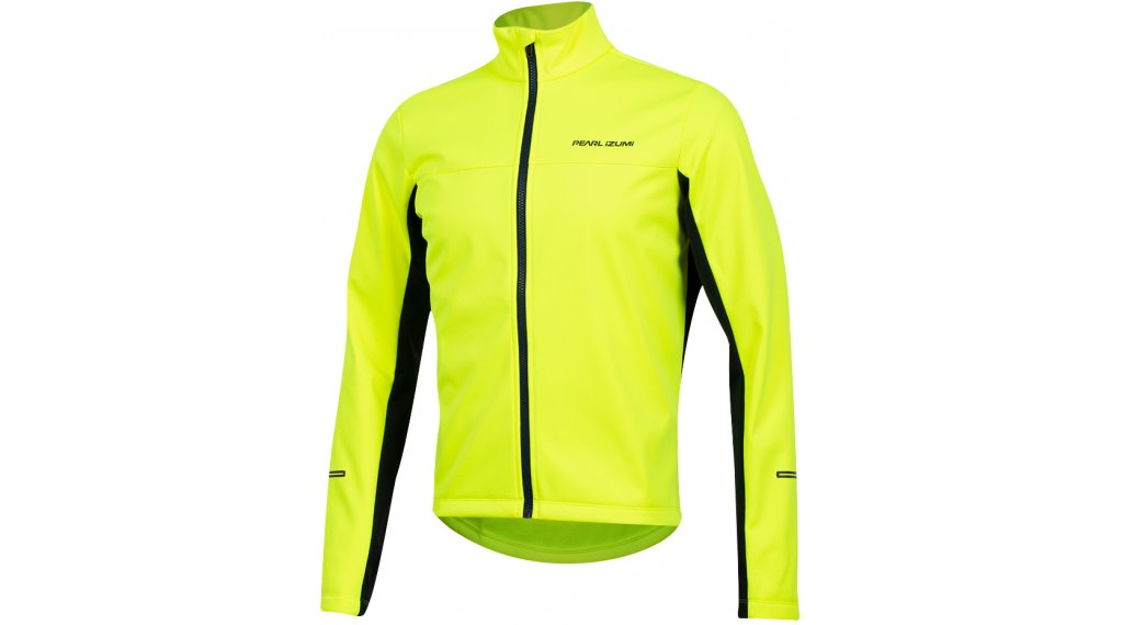Pearl Izumi Quest AmFIB jacket long men size S screaming yellow/navy