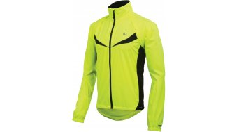 Pearl Izumi Elite Barrier Convertible jack heren-jack racefiets Jacket maat S screaming yellow/black