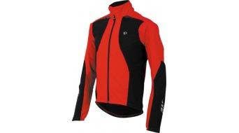 Pearl Izumi P.R.O. Softshell 180 pánská bunda na silniční kolo velikost S true red/black