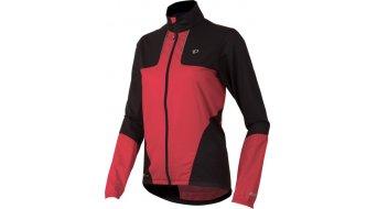 Pearl Izumi Elite Barrier dámská bunda silniční kolo Jacket velikost XL black/crimson