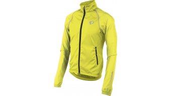 Pearl Izumi Elite Barrier Convertible road bike- jacket men detachable Ärmel screaming