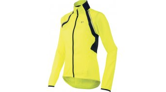Pearl Izumi Elite Barrier Convertible Jacke Damen Gr. M screaming yellow