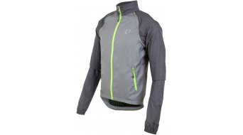 Pearl Izumi Elite Barrier Convertible jacket men- jacket road bike detachable Ärmel smoked pearl