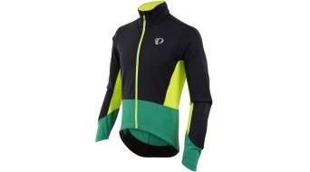 Pearl Izumi Elite Pursuit Softshell vélo de course- veste hommes taille S black/pepper green