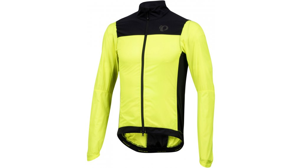 Pearl Izumi P.R.O. Barrier Lite road bike- jacket men size S screaming yellow