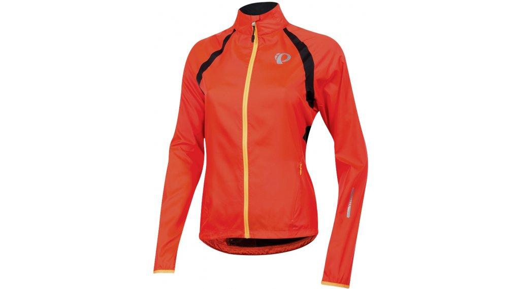 Pearl Izumi Elite Barrier vélo de course- veste femmes taille XS fiery coral/noir