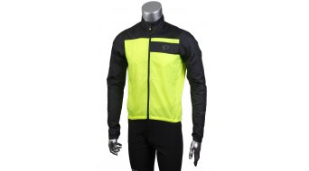 Pearl Izumi Elite Escape Barrier Jacket 男士 型号 S black/screaming yellow