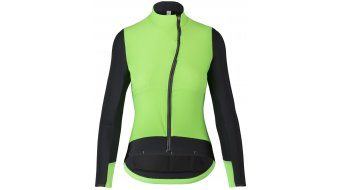 Q36.5 Hybrid Jacke Damen black/green